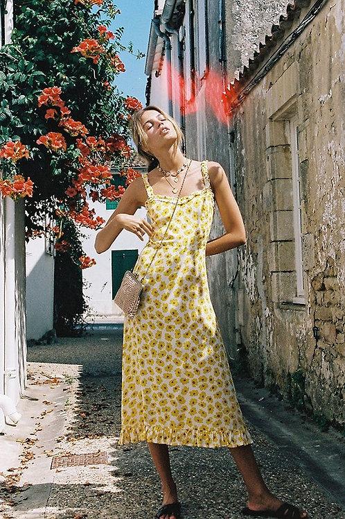 Faithfull The Brand / Noemi Midi Dress