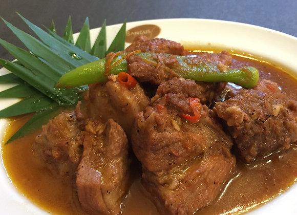 Binagoongang Baboy