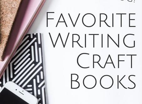 My Favorite Writing Craft Books