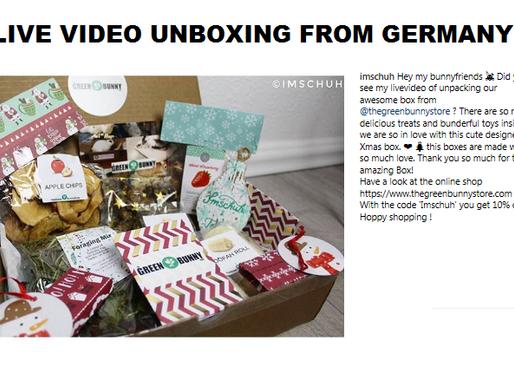 TheGreenBunnyStore goes to Berlin!