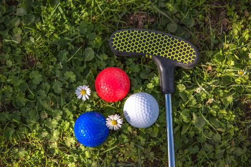 Mini-golf La Terrasse à Deauville
