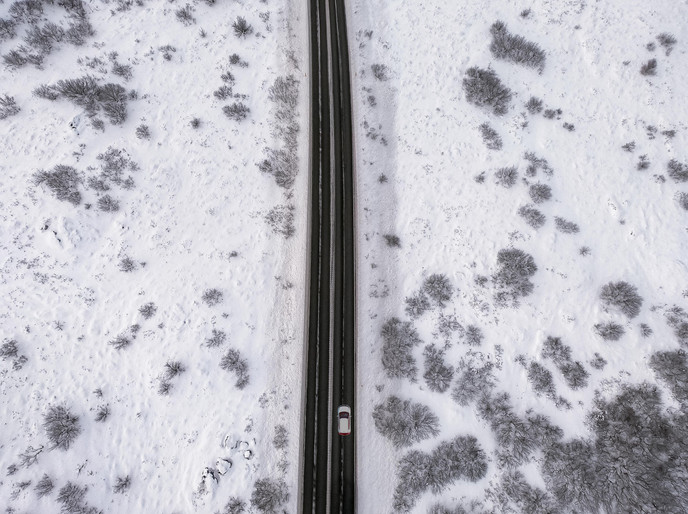 Iceland from the sky - Drone photography