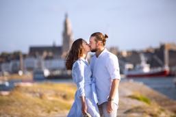 Photo couple