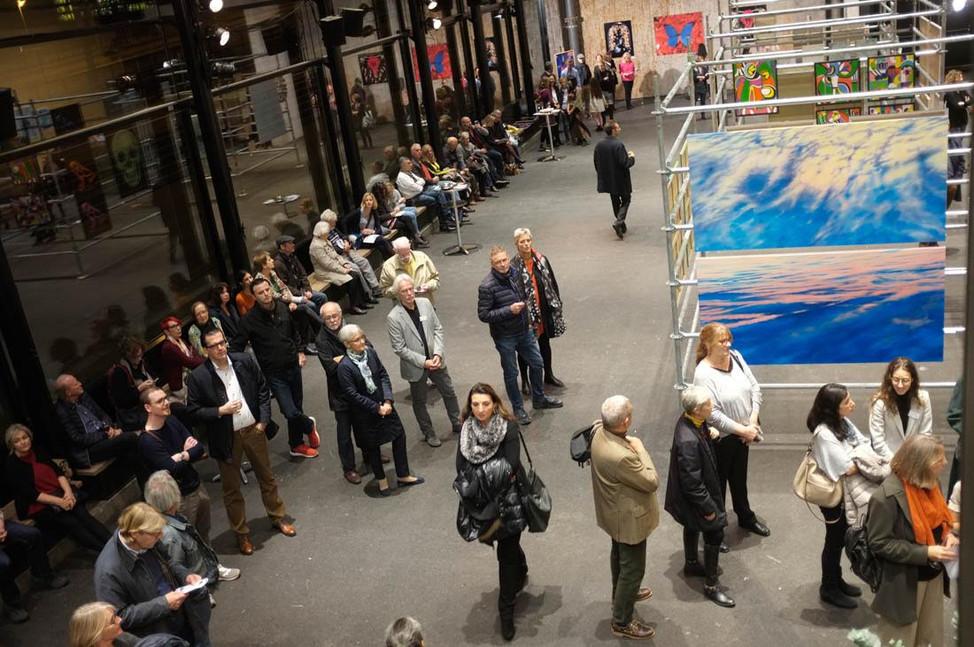 18Artists @ Voltahalle - Basel  Basel Credit Frontofbicycle