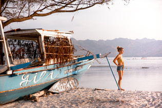 Voyage aux Iles Gili - Indonesie