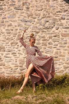 Fashion photo shoot - Summer collection