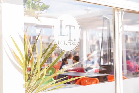 Shooting photo au restaurant La Terrasse Deauville