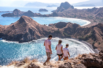 Trip to the Komodo Islands in Indonesia