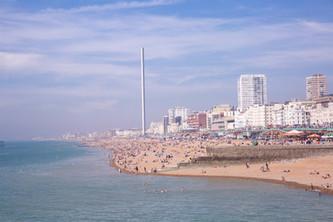 Exploring the city of Brighton