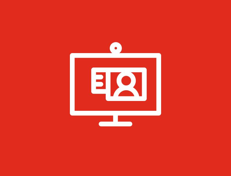 Online information request