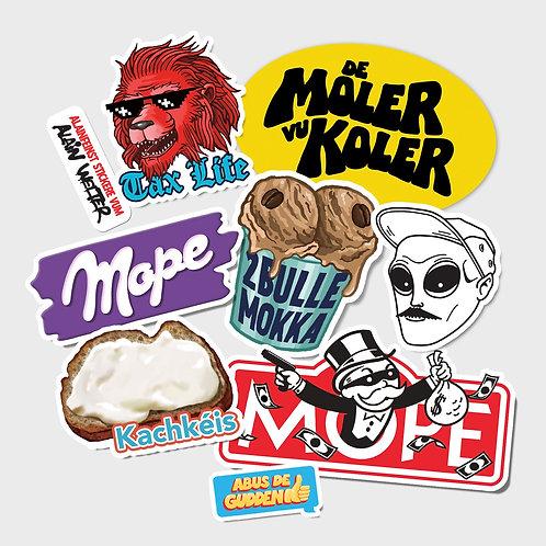 Sticker Package