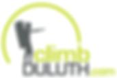 Climb Duluth logo