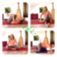 yin yoga, détente