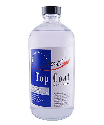 TOP COAT JET NON YELLOW 480ml