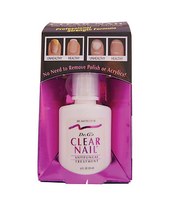 CLEAR NAIL REF TRA038