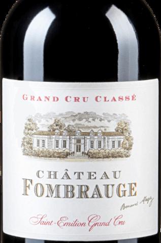 Ch. Fombrauge Saint-Émilion Grand Cru Classé 2015