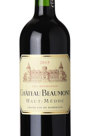Château Beaumont Haut-Médoc 2015