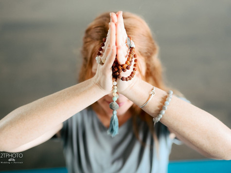 Mala Making & Meditation Workshop