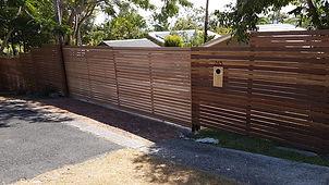 Yellow Balau Sliding Gate & Fence 3.jpg