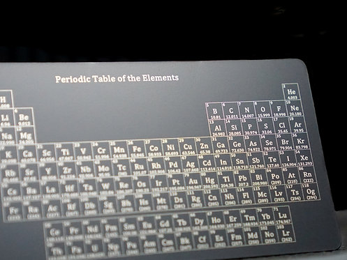 The Chemistry Card