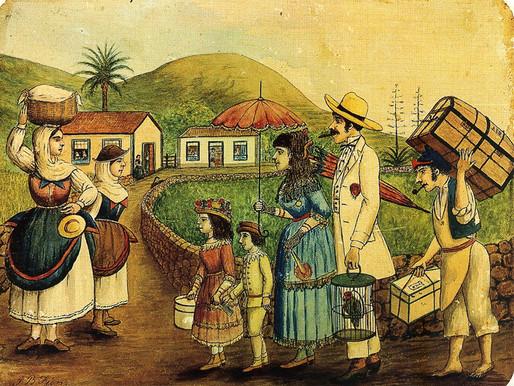 Los Indianos en Ribadeo y Tapia de Casariego