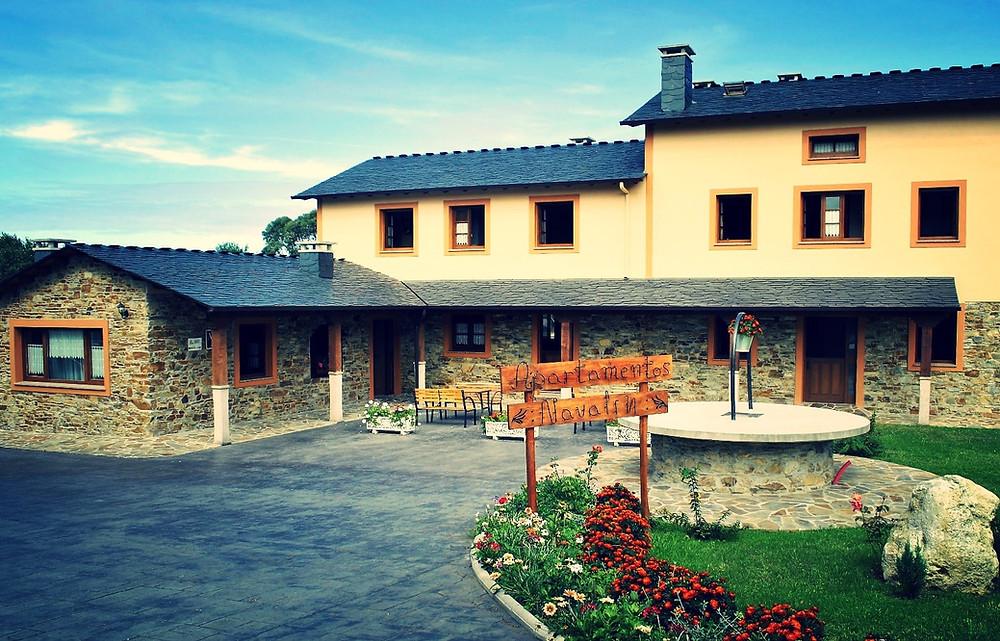 casa rural en tapia de Casariego