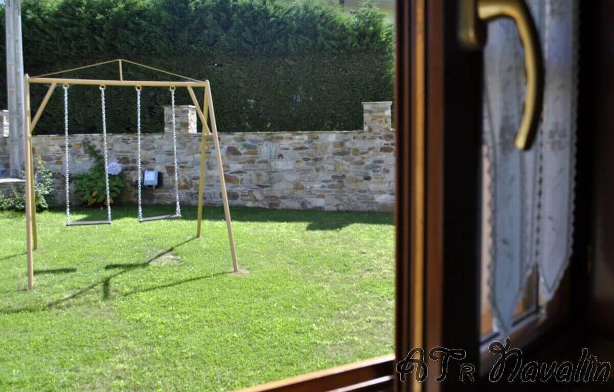 casa rural con piscina en asturias