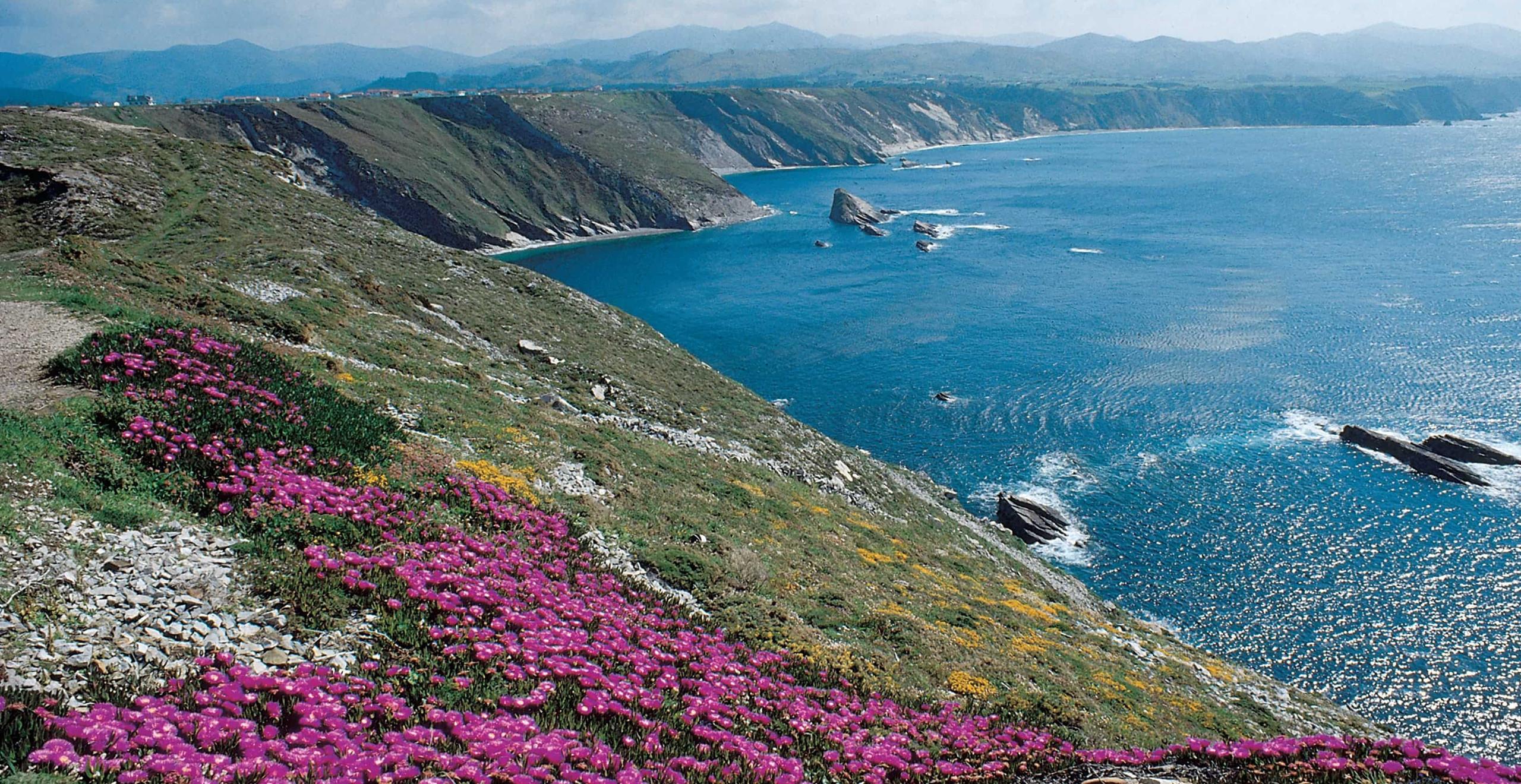 vacaciones en la playa asturias
