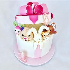 Cake Signature Doudou