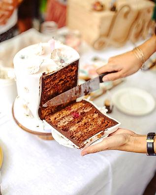 Intérieur Cake Desgn