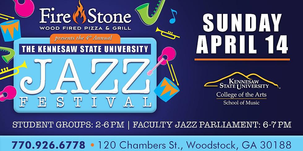 KSU Jazz Festival at Firestone Woodstock