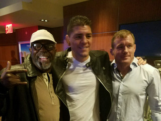 Burt Watson & Matt Hughes and Nick Diaz