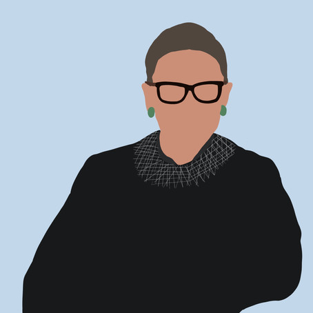 A Tribute to Ruth Bader Ginsburg