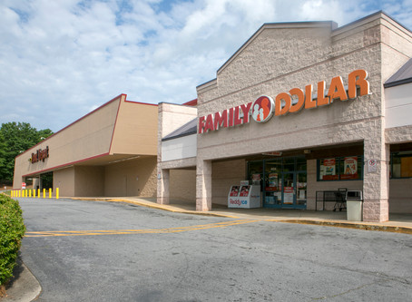 Colliers Negotiates $3.8M Sale of Grocery-Anchored Retail Property in Metro Atlanta