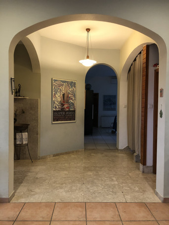 Arched doorways