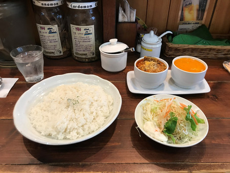 Raffles Curry