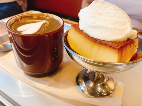 【Okachimachi Sta.】Egg Baby Cafe