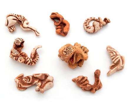 Embriões (da série), 2008-2010