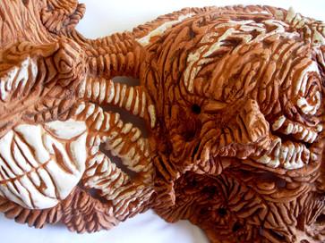Ecos da pele I, 2008