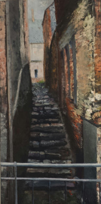 Orbec, ruelle