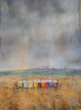 Festival de couleurs en Baie de Somme