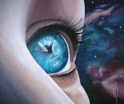 Des etoiles dans les yeux