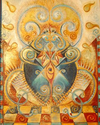 Soleil Antique