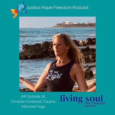 JHF Episode 26 Christian Centered, Traum