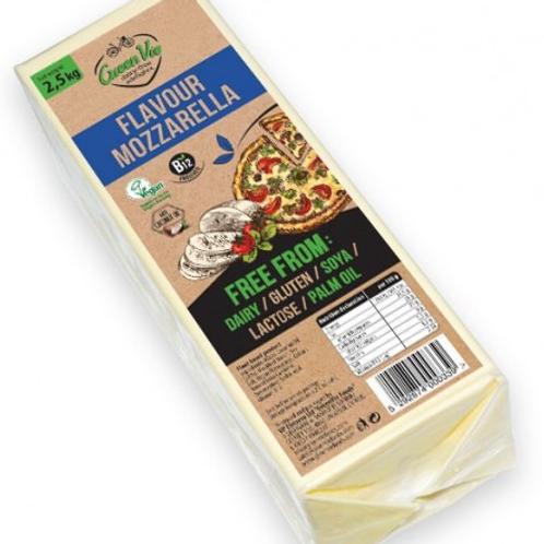Vegan - Mozzarella Block 2.5Kg