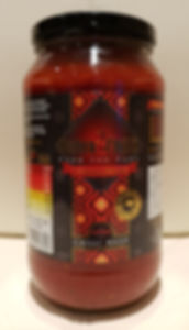Cobra Chilli Carolina Reaper Chilli Mash