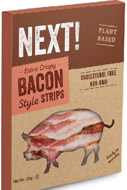 Vegan - Meatless Bacon 200gm x 8