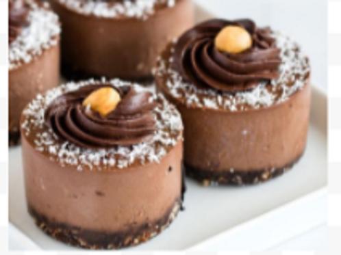 Cacao Hazelnut Cake x 6