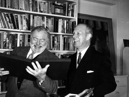 Hemingway's Nobel Acceptance Speech