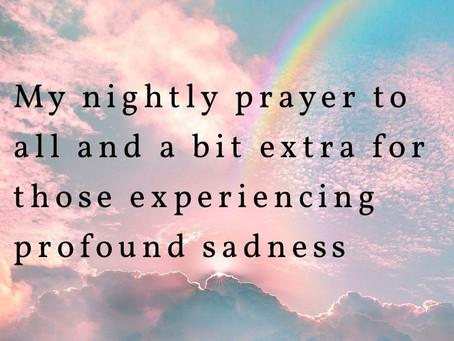 A Nightly Prayer